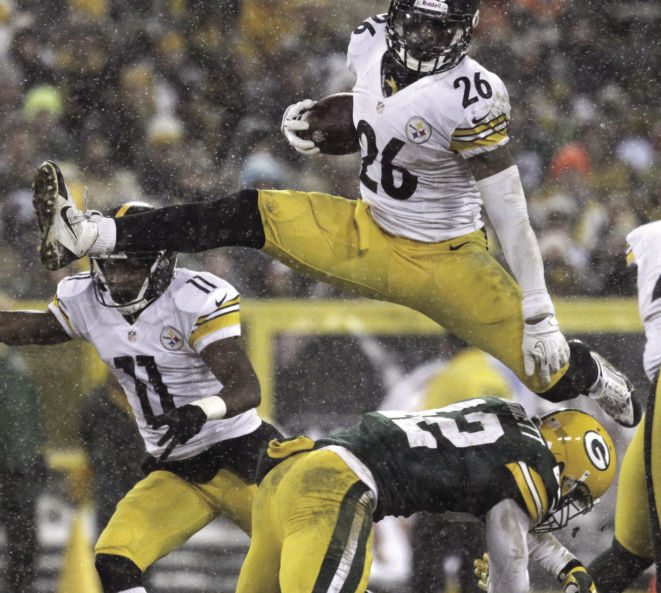 Bell+has+broken+out+as+a+top+RB+in+the+league+thanks+to+his+elusiveness+and+agility%3B+two+attributes+that+would+certainly+be+useful+on+the+dance+floor.%C2%A0