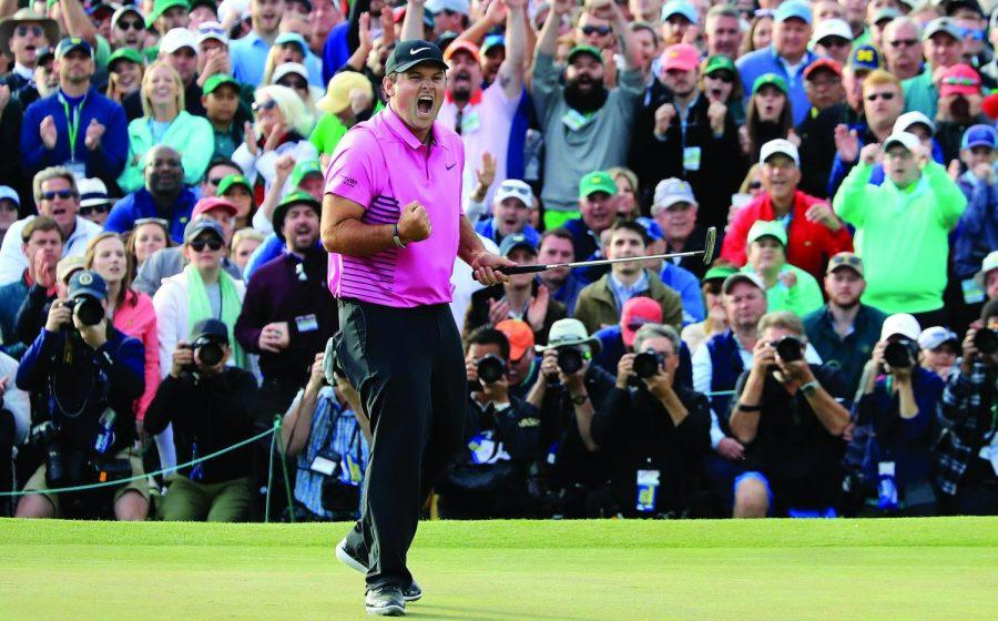 Patrick Reed, a 27-year-old Texan, captured the Green Jacket at Augusta for the first time in his career. Jordan Spieth tied a course record on the fourth day and Ricky Fowler fell by one stroke, as nobody could catch Reed at -15.