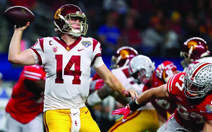 %C2%A0Sam+Darnold+led+the+USC+Trojans+to+the+Cotton+Bowl+in+2017%2C+but+his+team+fell+to+Ohio+State+24-7+in+his+last+game.+Darnold+is+projected+to+be+a+top-five+pick%2C+but+it+is+very+possible+he+ends+up+as+the+Cleveland+Browns%E2%80%99+first+overall+selection+and+quarterback+of+the+future.+Picking+QBs+at+number+one+is+as+unpredictable+as+it+gets%2C+but+Darnold+has+impressed+scouts.
