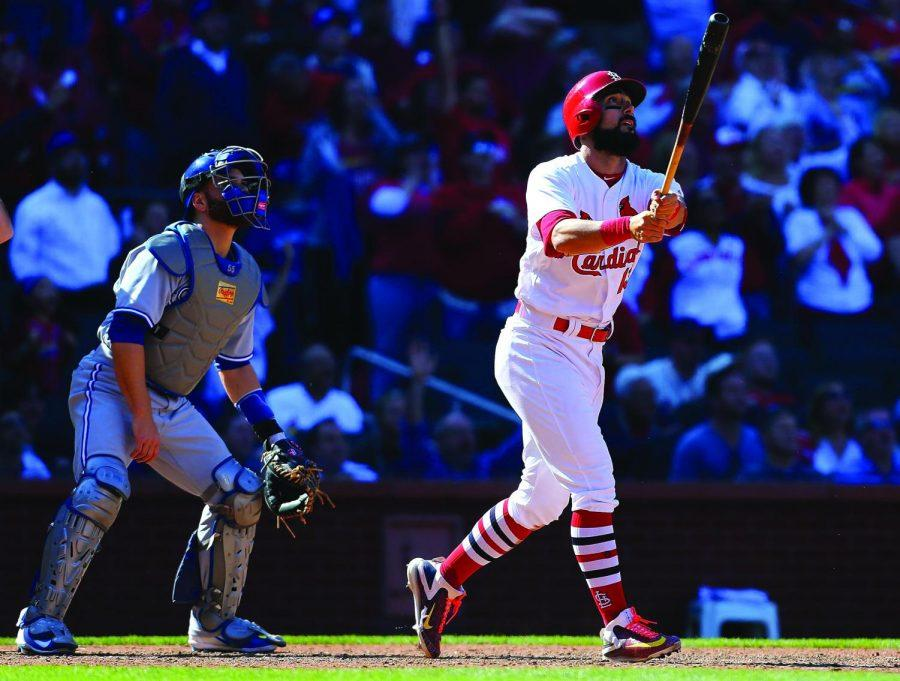 Matt Carpenter, with 35 home runs and a .272 batting average, has ignited the Cardinals offense and is making a case for NL MVP along the way.