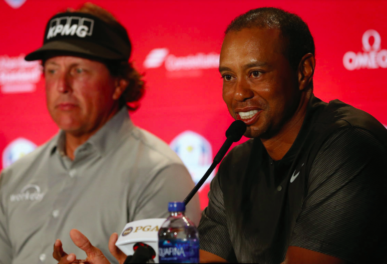 Showing flashes of his former glory for most of the summer, fans should look forward to seeing Team USA member Tiger Woods back in the 42nd Ryder.