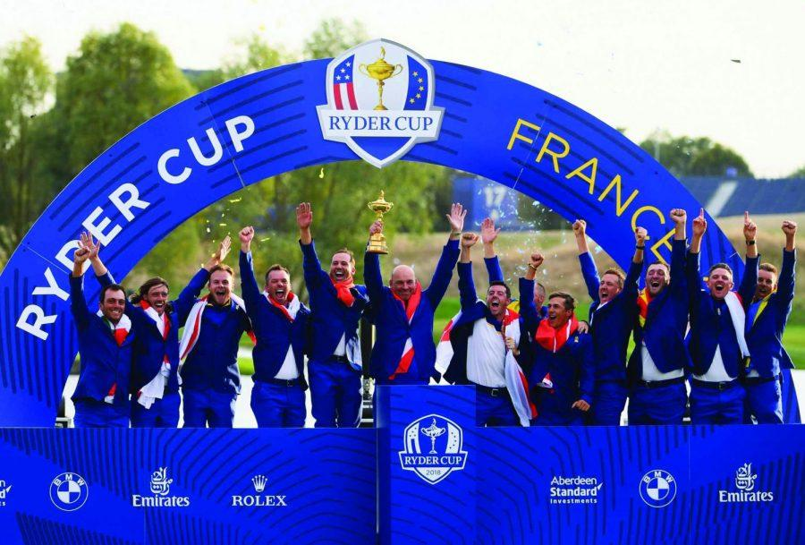 Team Europe defeated Team U.S.A. 17.5-10.5 in the 42nd Ryder Cup. Team U.S.A. golfer Phil Mickelson's miss on hole 16 solidified Team Europe's victory.