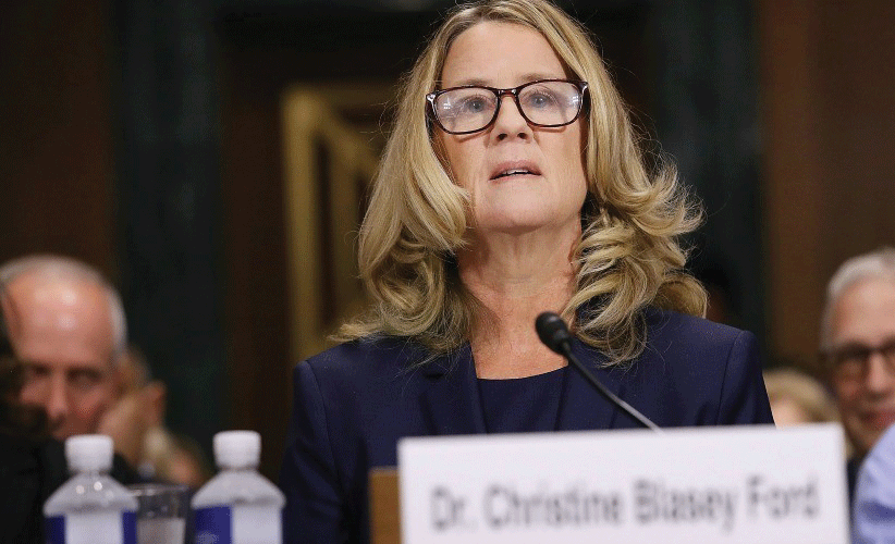Last+week%2C+Dr.+Christine+Blasey+Ford+gave+her+testimony+against+Supreme+Court+Judge+Nominee+Brett+Kavanaugh.