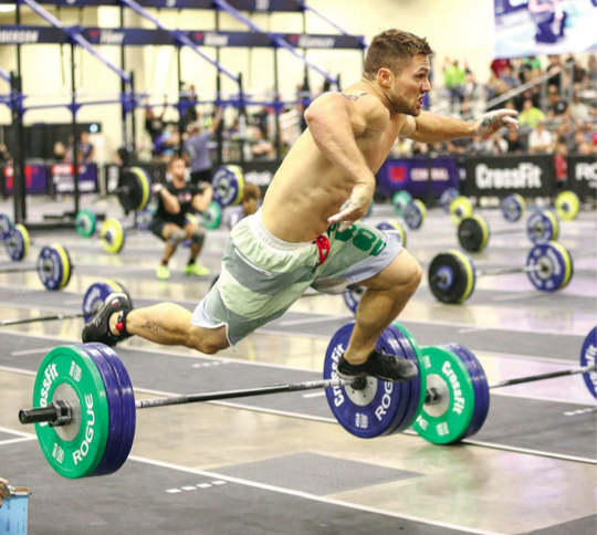 Nick Urankar, a South Bend, Indiana native, has competed in several CrossFit Games and is the owner of two gyms in his home town.