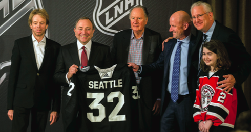 NHL to Expand to Seattle for 2021-22 Season