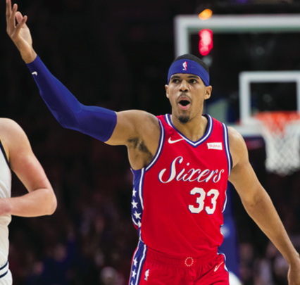 Tobias Harris was recently acquired by the 76ers from the Los Angeles Clippers and could give Philly the spark it needs to make a deep playoff run this year.