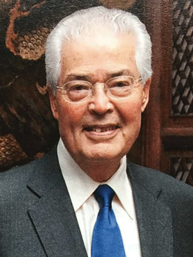 Robert Hung Ngai Ho'56 donated $15 million to science initiatives.