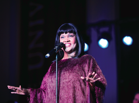 Cece Winans, the Grammy Award-winning, best-selling female gospel artist of all time, headlined Gospel Fest at Colgate on Friday, February 15.
