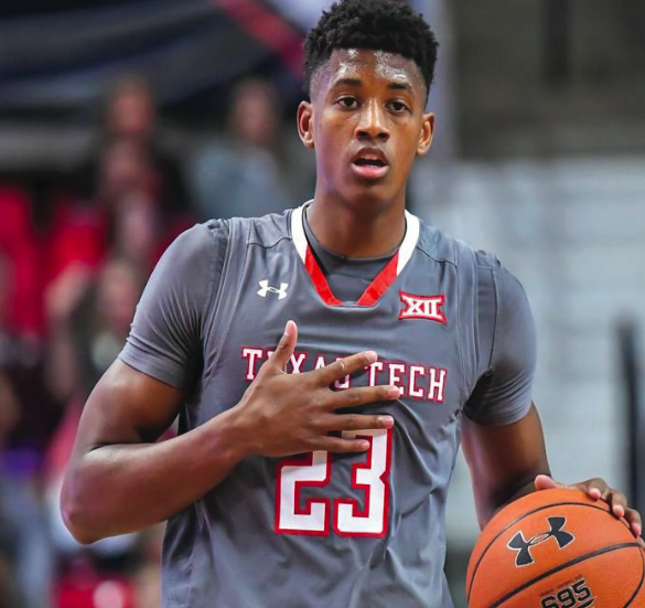 Sophomore guard Jarrett Culver has been a catalyst for Texas Tech's high powered offense thus far in the NCAA Tournament.
