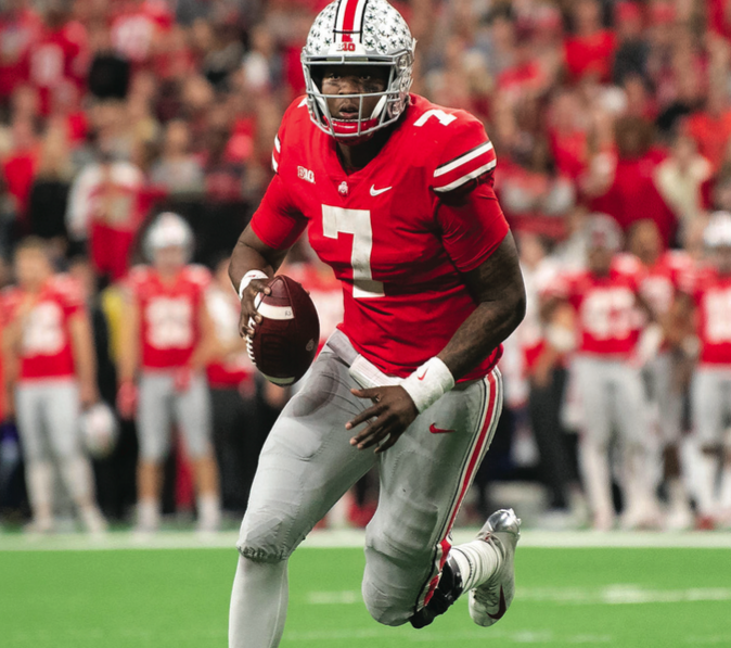 Ohio+State+quarterback+Dwayne+Haskins+has+worked+hard+to+prove+to+NFL+scouts+that+he+has+what+it+takes+to+compete+at+the+next+level.