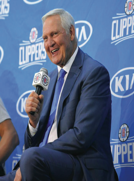 Los Angeles Lakers legend Jerry West continues to make his mark on the NBA through his front office involvement with various teams.