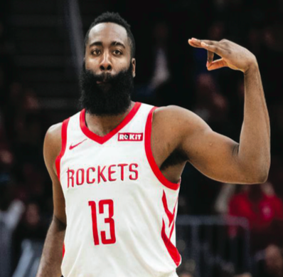 Houston Rockets guard James Harden has made a strong case for his second straight NBA MVP selection as the season winds down.