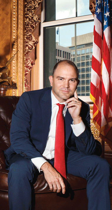 College Democrats Host Former Deputy National Security Adviser Ben Rhodes –  The Colgate Maroon-News