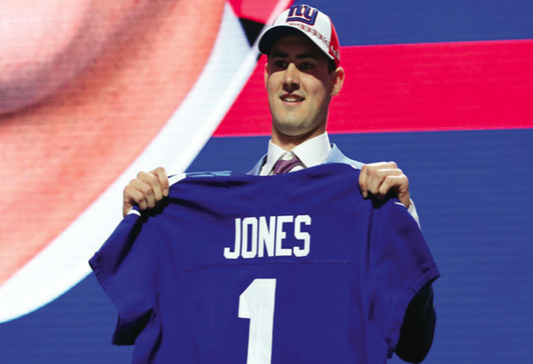 The New York Giants shocked the football world by passing up on several top prospects for Duke quarterback Daniel Jones at the sixth overall pick.
