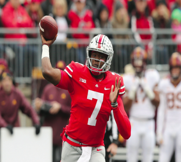 The Washington Redskins were fortunate enough to have Ohio State quarterback Dwayne Haskins fall to them at the fifteenth overall pick in the draft.