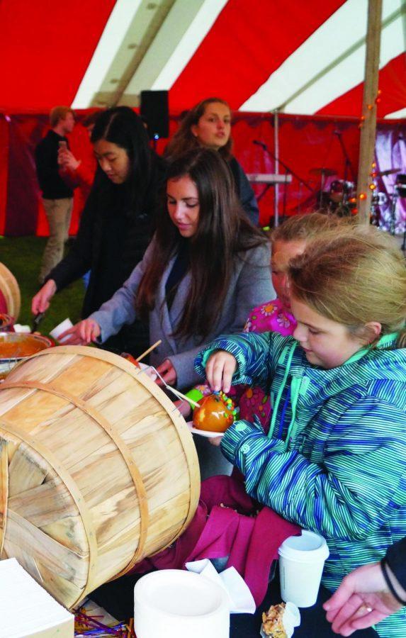 SGA Hosts Fall Festival