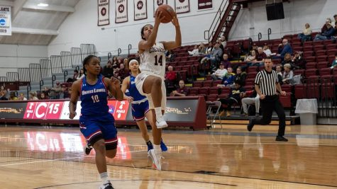 Women's Basketball at UMass