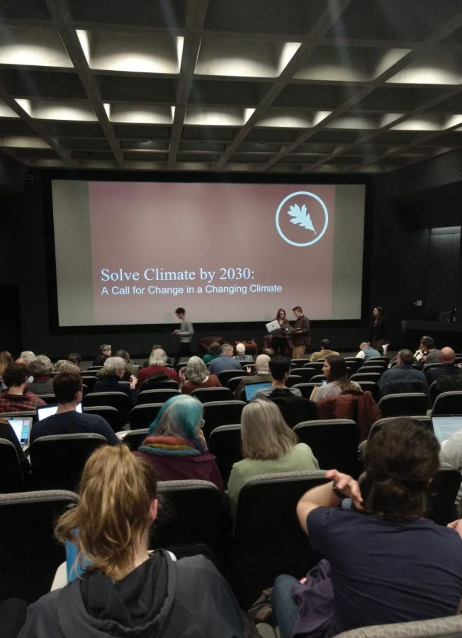 Solve Climate by 2030 Talk