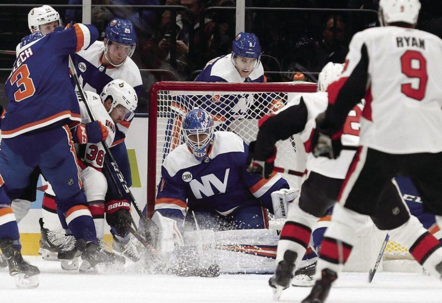 Evaluating NHL Trends a Quarter of the Way Through the Season
