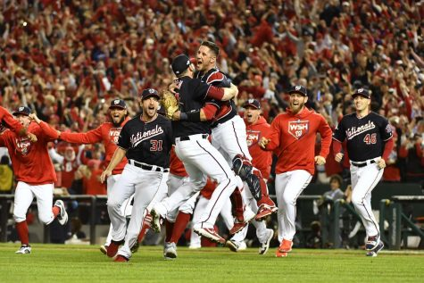 Washington Wins First World Series in Franchise History
