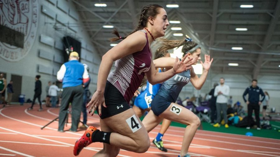 Womens Track and Field at Ithaca