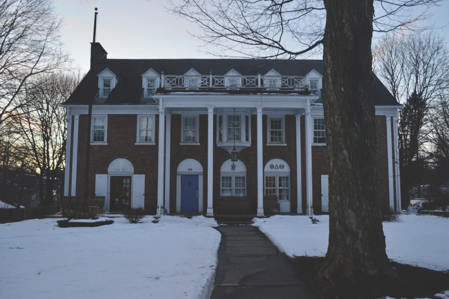 Phi Delta Theta Suspended, Removed from House Following Conduct Hearing