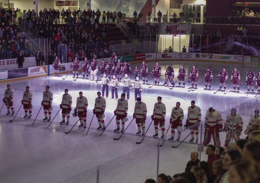 Men's Hockey vs. Cornell
