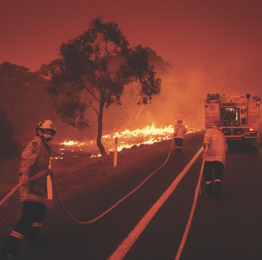 Abroad Students Cope with Australia's Bushfires, Lecture Discusses Impacts at Home