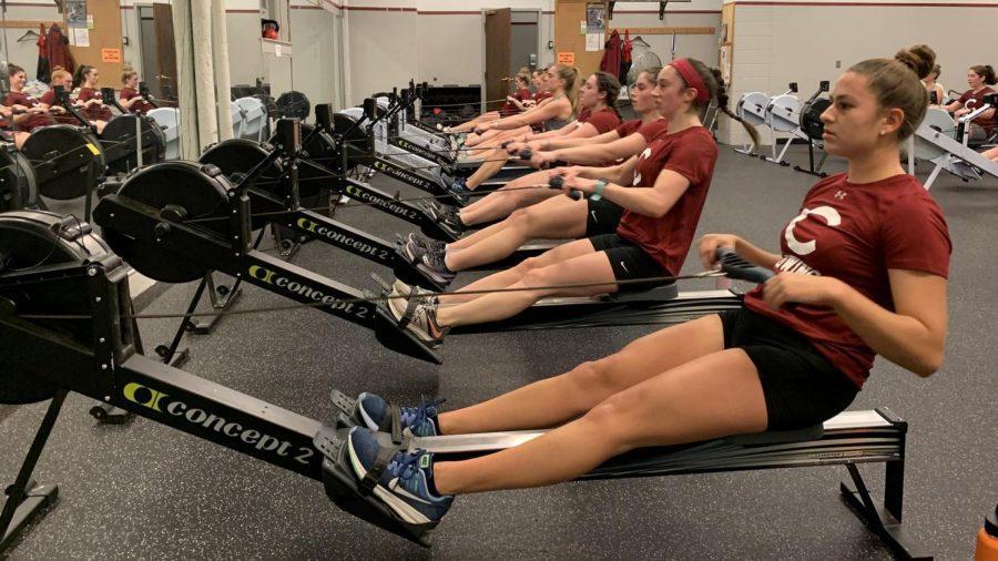 Rowing ERG Challenge
