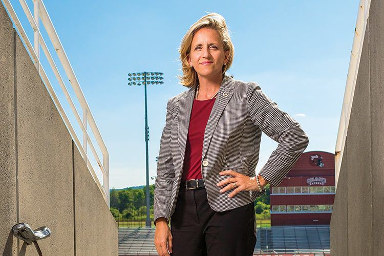 Part III: A Dive into the Next Phase of Colgate Athletics with Nicki Moore