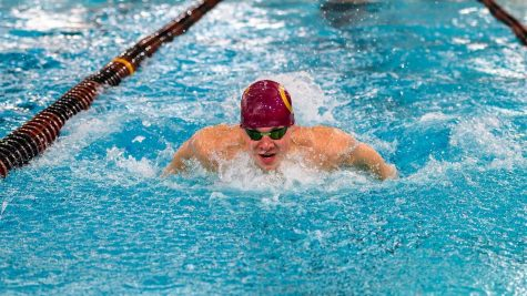 Andrew Kelemen Competing