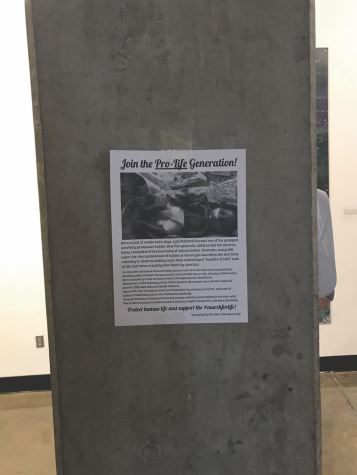 Posters Cause Controversy on Campus