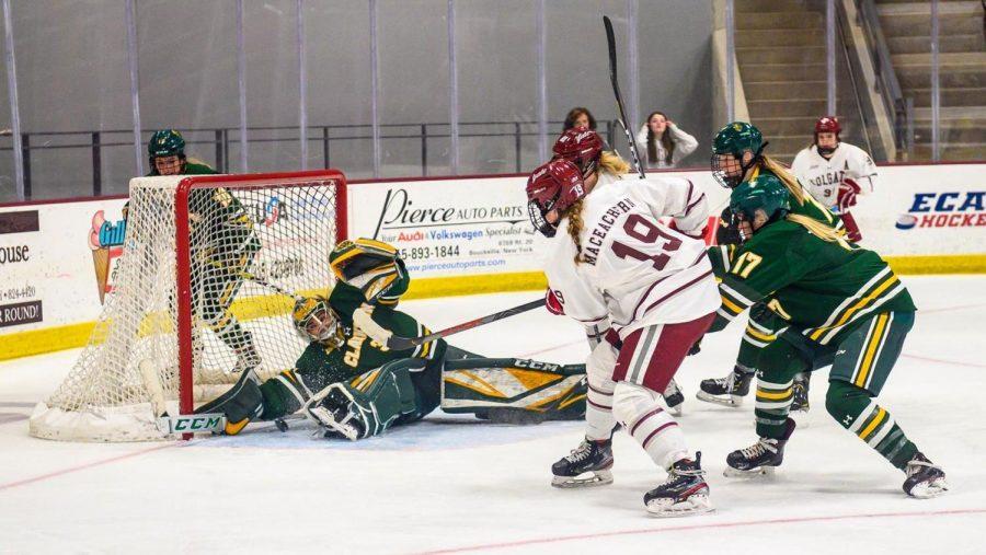 Women's Hockey against Union College