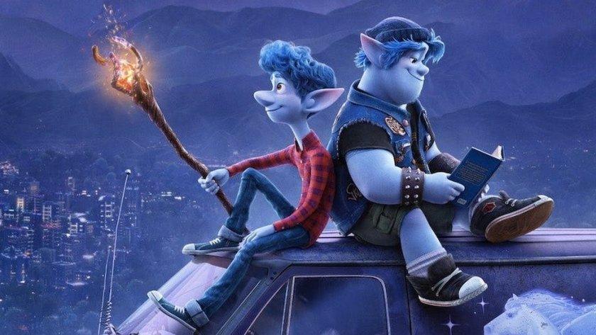 """Onward"" Provides Pixar Movie Magic"