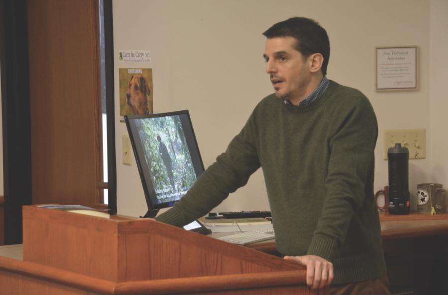 Lecture Discusses Drug War as Environmental Warfare