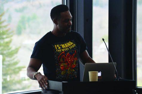 Brown Bag Discusses Race and Representation in Comics