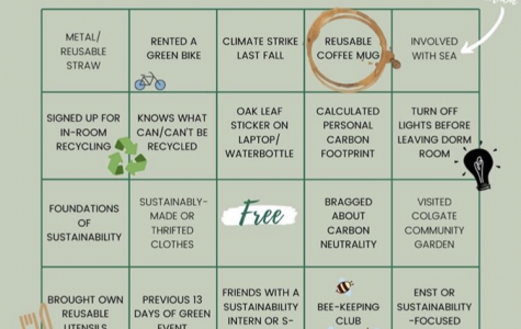 Office of Sustainability Holds Annual 13 Days of Green Virtually