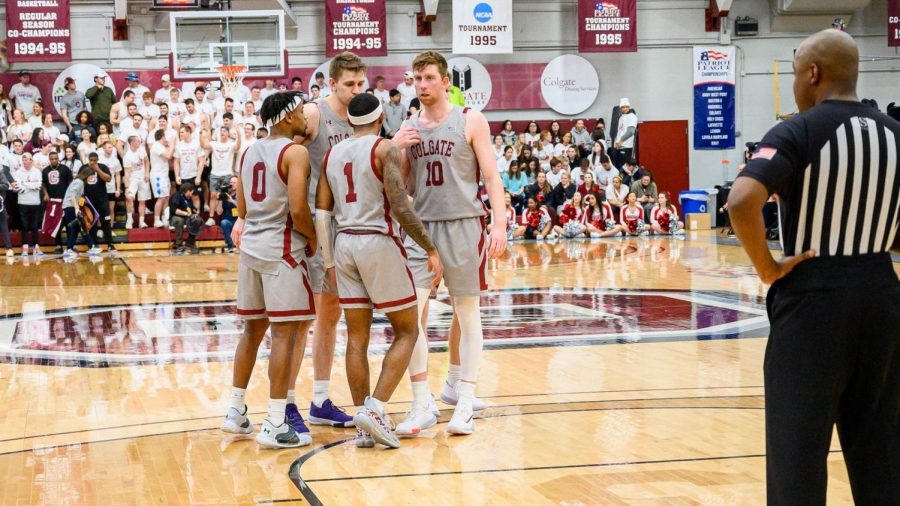 Colgate Athletics Deals with Cancelled Seasons, Questions of Recruitment, Eligibility and How to Move Forward