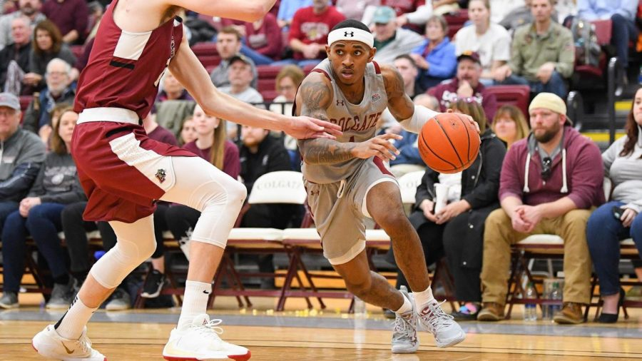 Q&A with Colgate Basketball Junior Guard Jordan Burns: Making the Decision to Enter the NBA Draft