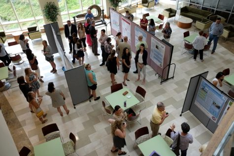 Upstate Institute Summer Field School Poster Session 2017