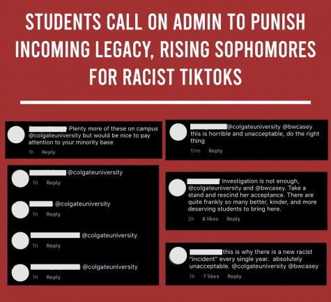 Students Call on Admin to Hold Accountable Incoming Legacy, Rising Sophomores for Racist TikToks