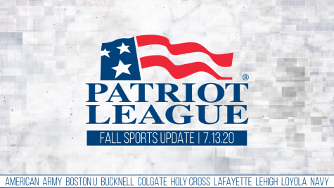 Patriot League Cancels Fall Sports