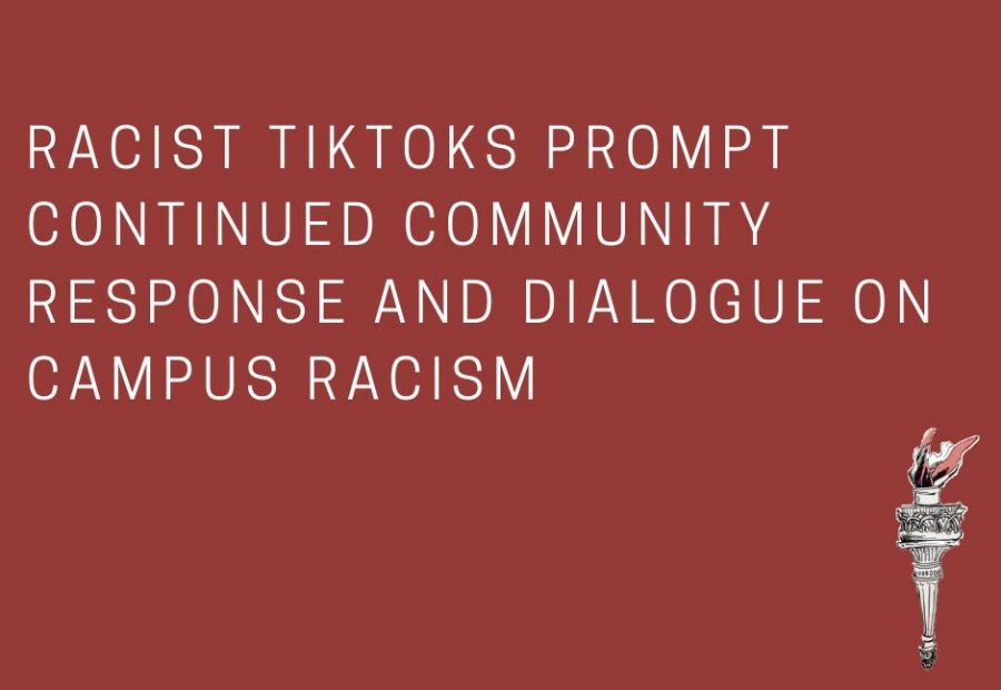 Racist TikToks Prompt Continued Community Response and Dialogue on Campus Racism Amid EGP Investigation