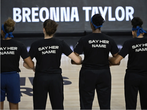WNBA is Back with a Message