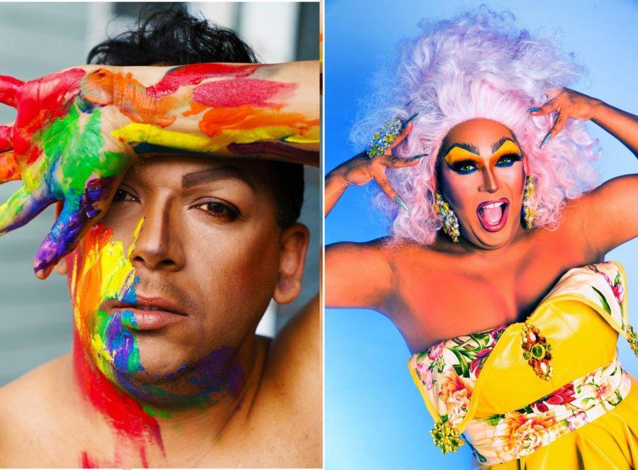 LGBTQ+Initiatives+Hosts+Rochester+Drag+Queen+Samantha+Vega