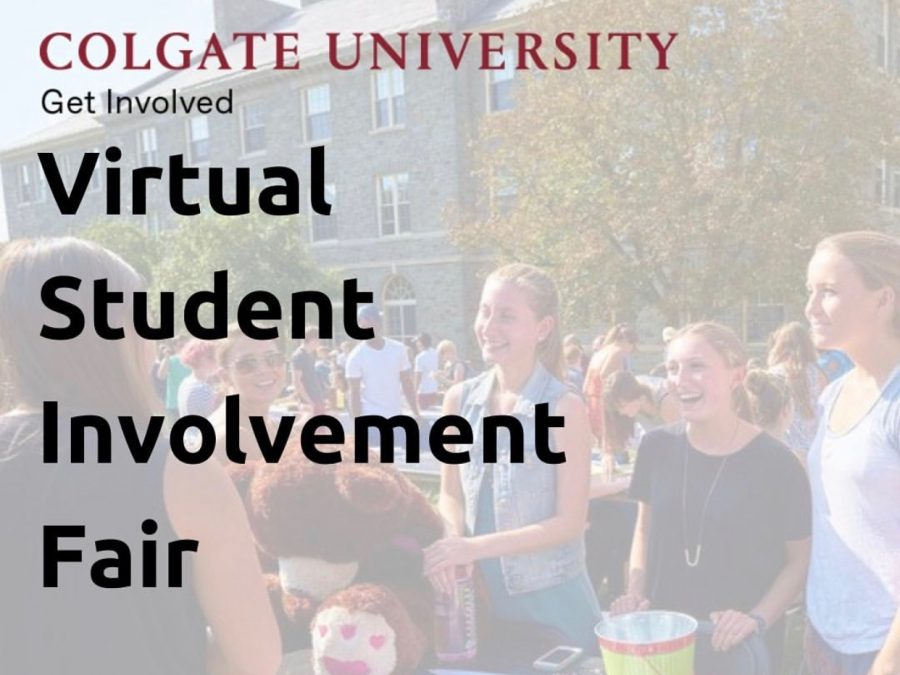 CLSI Holds Fall Involvement Fair Virtually