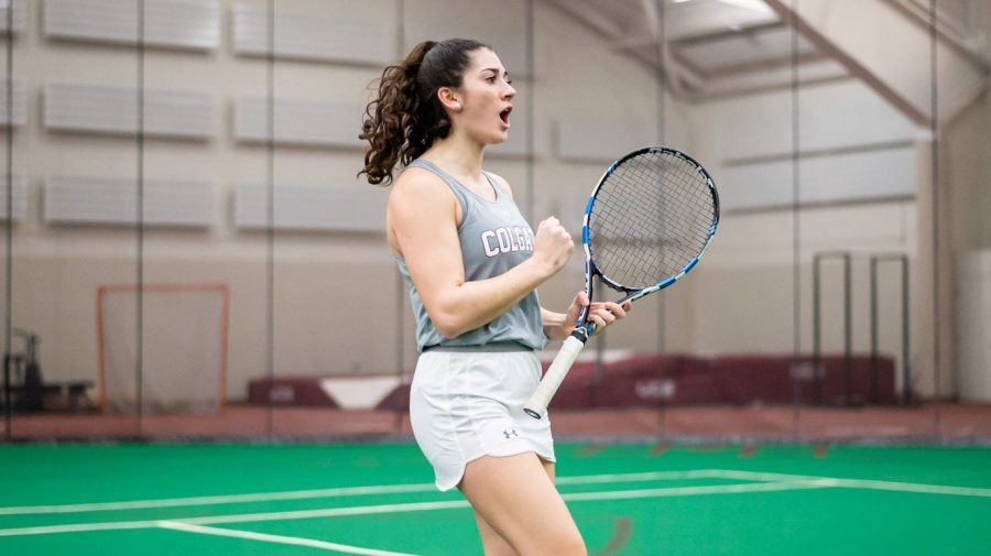 Student Athletes Return to Practice
