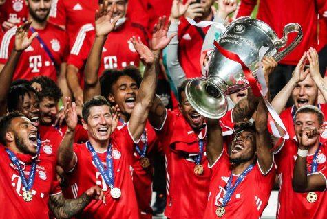European Football's New Balance of Power
