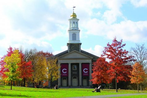 Colgate Launches Graduate School Access Fund