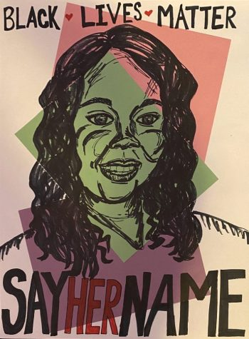Colgate Student Coalition Holds Virtual Art Protest for Breonna Taylor